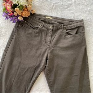 Eileen Fisher Organic Cotton Jeans Size L